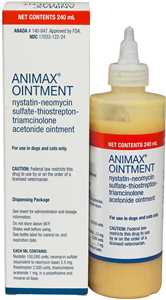Animax Ointment for Dogs and Cats