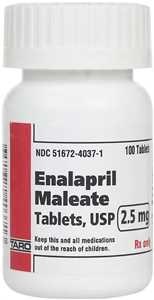 Enalapril Maleate Tablets for Dogs