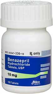 Benazepril Tablets for Dogs & Cats
