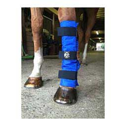 EZ Ice Universal Leg Cooling Ice Therapy Horse Wrap Item # 12989
