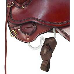 550 Competitive Western Trail Horse Saddle Item # 14910
