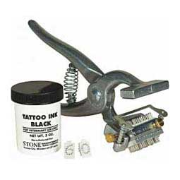 3/8'' Revolving Head Tattoo Kit Stone Manufacturing Company