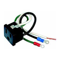Electrical 3-Prong Outlet - Air Express Sullivan Supply