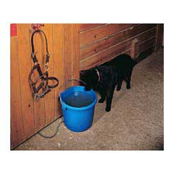 Heated 5 Gallon Flat-Back Bucket Item # 20097