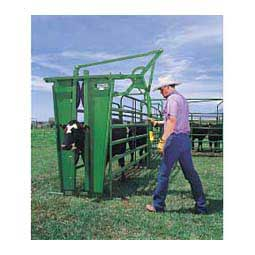 Classic Manual Head Stanchion Powder River
