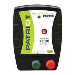 Patriot PBX120 DC Fencer Tru-Test