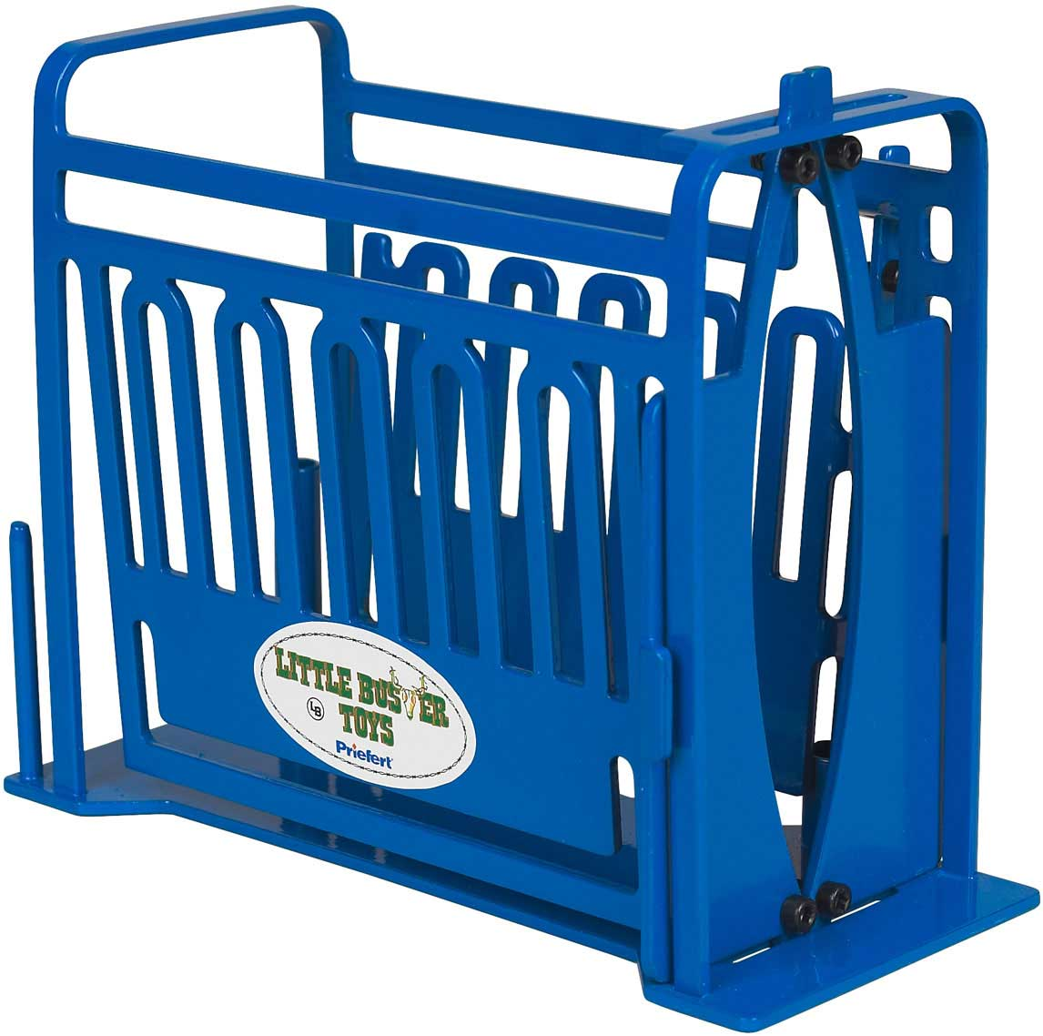 Toy Cattle Chute : Little buster priefert toy squeeze chute