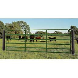 Powder River Classic Gate with Lever Latch Item # 26417