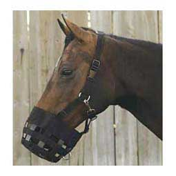 The Deluxe Horse Grazing Muzzle Item # 27043