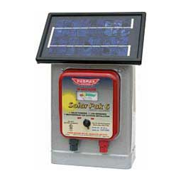 Deluxe Field Solar Pak 6 Fence Charger Parker Mccrory