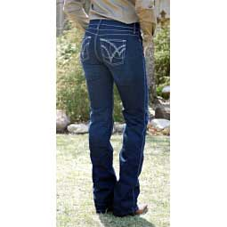 Q-Baby with Booty Up Womens Jeans Item # 29013