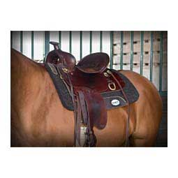 "Wonder-Wool 1"" Felt Saddle Pad Item # 30223"