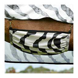 Bucas Zebra Buzz Off Horse Fly Sheet with Neck Item # 31327