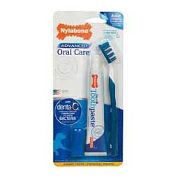 Advanced Oral Care Complete Pet Dental Kit Nylabone