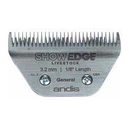 General ShowEdge Clipper Blade Andis