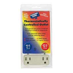 Thermo Cube Thermostatically Controlled Outlet Item # 37096