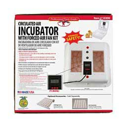 Circulated Air Incubator with Forced Air  Fan Kit Item # 38815