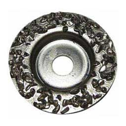 XCoarse Silver Disc for Goat Electric Hoof Knife