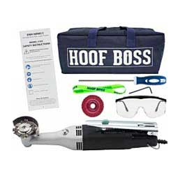 Hoof Boss Horse Hoof Trimming Set Boss Tools