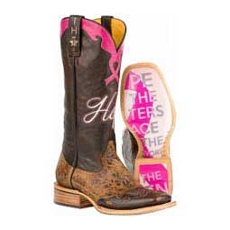 "Womens Hope 13"" Womens Cowgirl Boots Tin Haul"