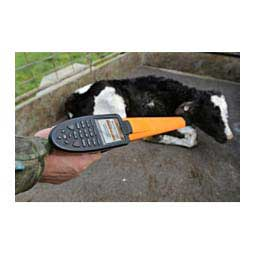 HR5 Hand-held EID Tag Stick Reader Data Collector Item # 44016