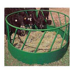 Slant Bar Round Bale Feeder for Livestock Powder River