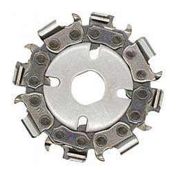 8-Tooth Chain Trimming Disc for Goats, Sheep, and Pigs Item # 44851