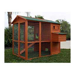 Pueblo Grande Walk-In Chicken Coop Rugged Ranch