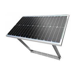 130 Watt Solar Panel  Gallagher
