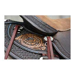 Julie Goodnight Exclusive Peak Performance Wind River Horse Saddle Item # 46065