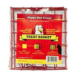 Happy Hen Treat Basket for Chickens Item # 46485
