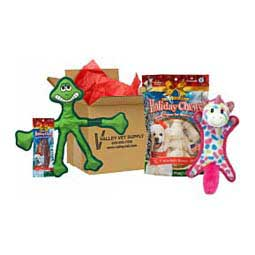 Christmastime Dog Gift Box Valley Vet Supply