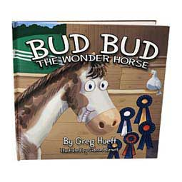 Bud Bud the Wonder Horse Children's Book Big Country Farm Toys