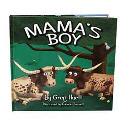 Mama's Boy Children's Book Big Country Farm Toys