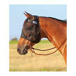 Quiet Ride Fly Mask Without Ears  Cashel