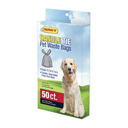 Handle Tie Pet Waste Bags Ruffin' It
