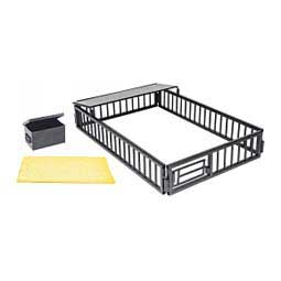 Hog Pen with Cover, Shavings Bed, and Show Box Toy Set Item # 47357
