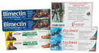 2X Apple Flavored Wormer Pack