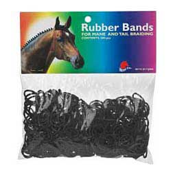 Band-It Rubber Bands for Mane and Tail Braiding Valley Vet Supply