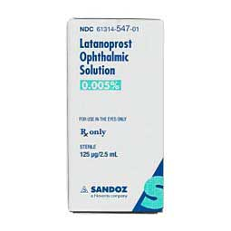 Latanoprost Ophthalmic for Dogs Generic (brand may vary)