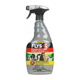 Flys-X Ready to Use Insecticide Fly Spray for Livestock Absorbine