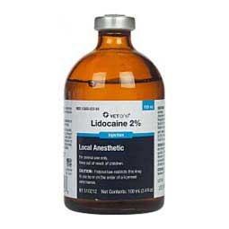 Lidocaine 2% for Animal Use