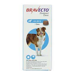 Bravecto Flea & Tick Treatment for Dogs