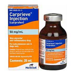 Carprieve Carprofen for Dogs  Norbrook Labs