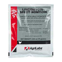 Lincomycin-Spectinomycin Water Soluble Powder for Chickens AgriLabs
