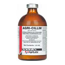 Agri-cillin Antibiotic for Use in Animals AgriLabs