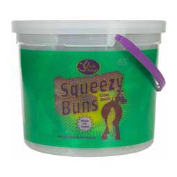 Uncle Jimmy's Squeezy Buns Pliable Pill Pocket Horse Treats Uncle Jimmy's Brand