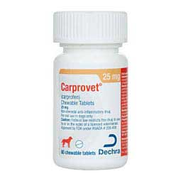 Carprovet Chewable Tablets for Dogs  Dechra Veterinary