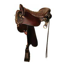 Demo Saddle - Endurance English Trail Horse Saddle Tucker Saddlery
