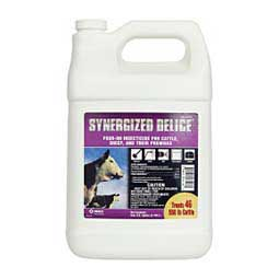 Synergized DeLice Pour-On Insecticide for Cattle, Sheep and Premises  Merck